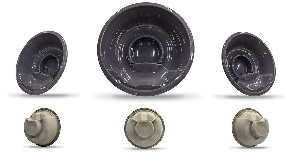 Welness Hot Tub Shell For Integrated Heater